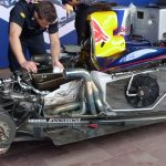 ¿Qué potencia tiene un motor de formula 1 en 2018?