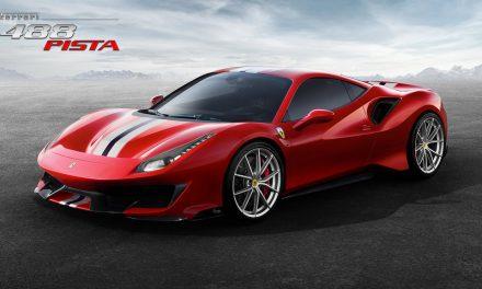 Ferrari 488 Pista, conquistando a los amantes del v8