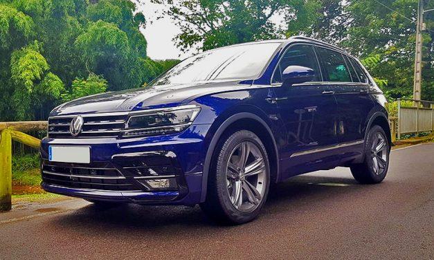 Volkswagen Tiguan 1.4 TSI 4Motion: Prueba e impresiones