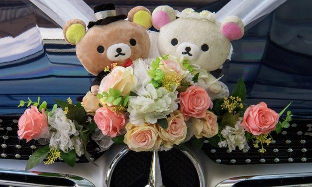 Escoger coche para una boda