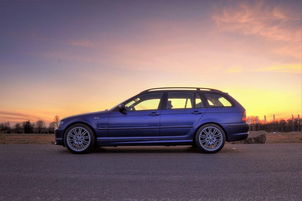 BMW e46 ranchera