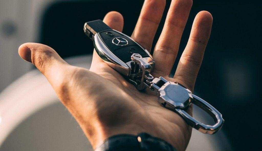La entrega de un vehículo de renting para particulares es como la de un vehículo nuevo