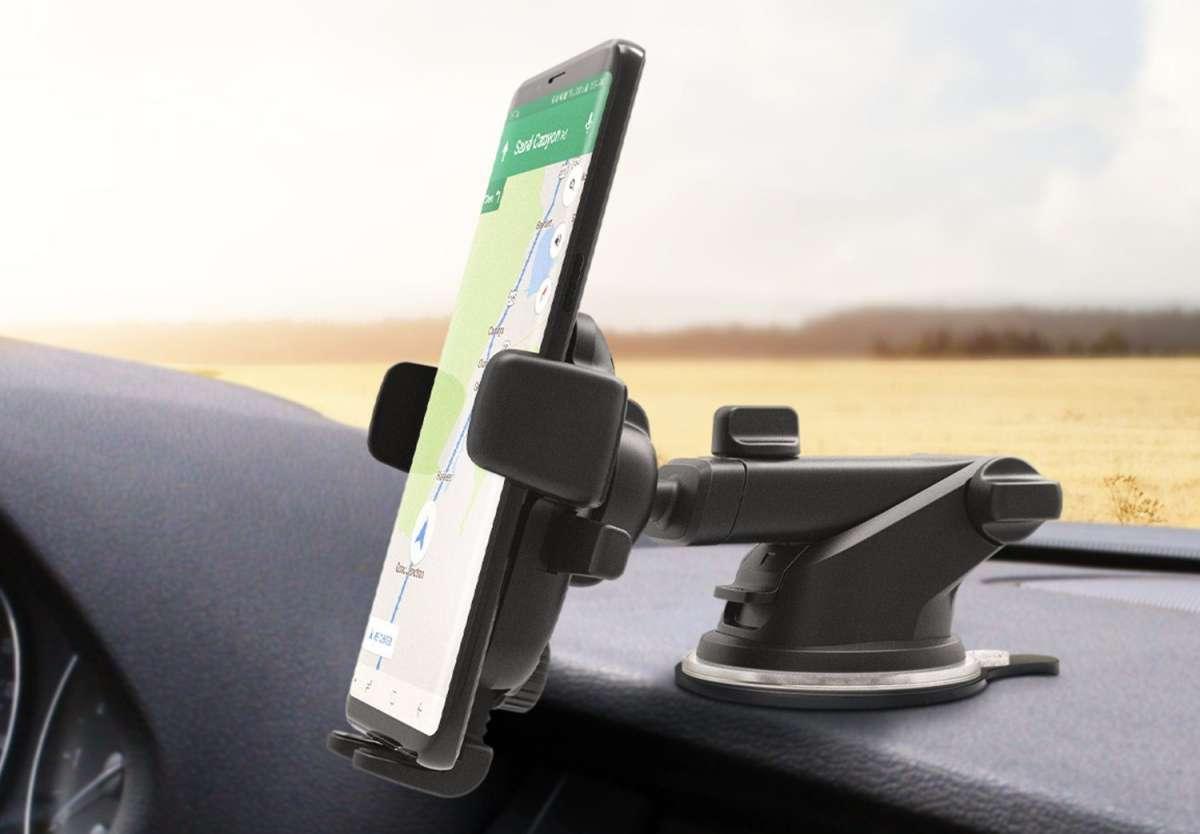 Soporte móvil coche