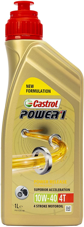 Castrol power aceite de coche