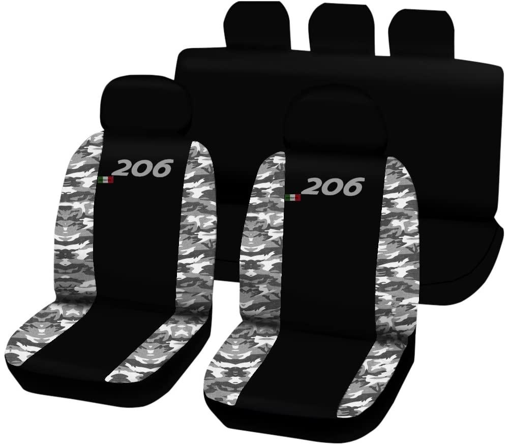 Lupex Shop 206.N.Mch Funda asiento de coche