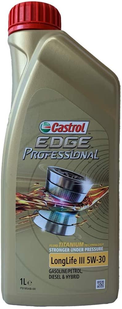 Castrol Edge professional aceite de coche