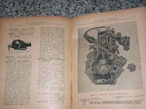 Libros sobre mecanica del automovil