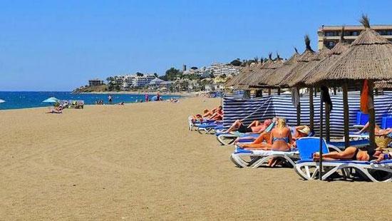 playas de mijas